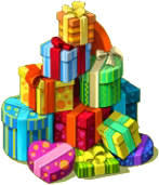Mountain of Presents