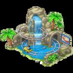 Waterfall Ride