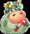 Dreamy Cow