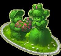 Heartfelt Topiary