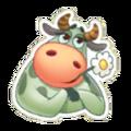 Sticker- Cow2