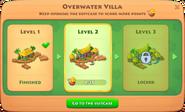 Overwater Villa Level 1 Complete