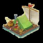 Floating Camp