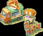 Hot Pizza Truck
