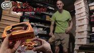Reiss' Pieces- Episode 002, Hotdog it's the 'Prankfurter'