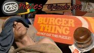 Reiss' Pieces- Episode 001, It's a 'Burger Thing'