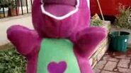Fisher Price I Love You Barney (2004) (Latin Spanish Version)