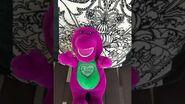 Golden Bear I Love You Barney