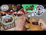 Reiss' Pieces- Episode 003, Dissecting my Fiat, Classic Car Puzzle