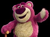 Lotso-o'-Huggin' Bear
