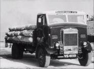 A 1940s LEYLAND Badger Lorry Diesel