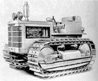International TD-9 1955