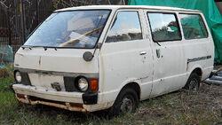 Nissan Sunny Vanette