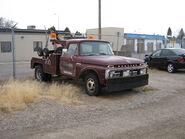 1966 Mercury M-350 Tow Truck
