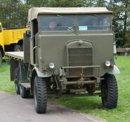 A 1940s LEYLAND Retriever Armytruck