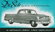 DeSoto Coupe Utility (Australia) - 1954
