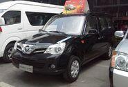Foton Midi LWB facelift China 2014-04-16