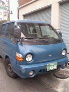 Hyundai new porter front
