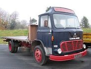 A 1970s LEYLAND Laird Lorry Diesel
