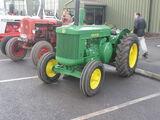 List of John Deere tractors (numerical order)