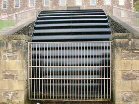 New Lanark Waterwheel 2