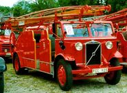 Volvo LV 75 B Fire Engine 1934
