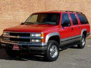GMT400 K2500 Diesel Suburban