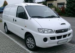 Hyundai Starex (first generation)