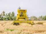 List of New Holland Harvesting Machinery
