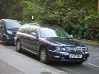 Rover 75 Tourer 2003