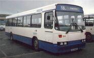 Ulsterbus Volvo B10M 1545