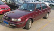 Volkswagen Jetta facelift China 2013-03-04