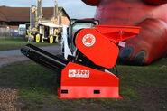 RedRhino 3000 portable mini crusher at LAMMA 2012 - IMG 3543
