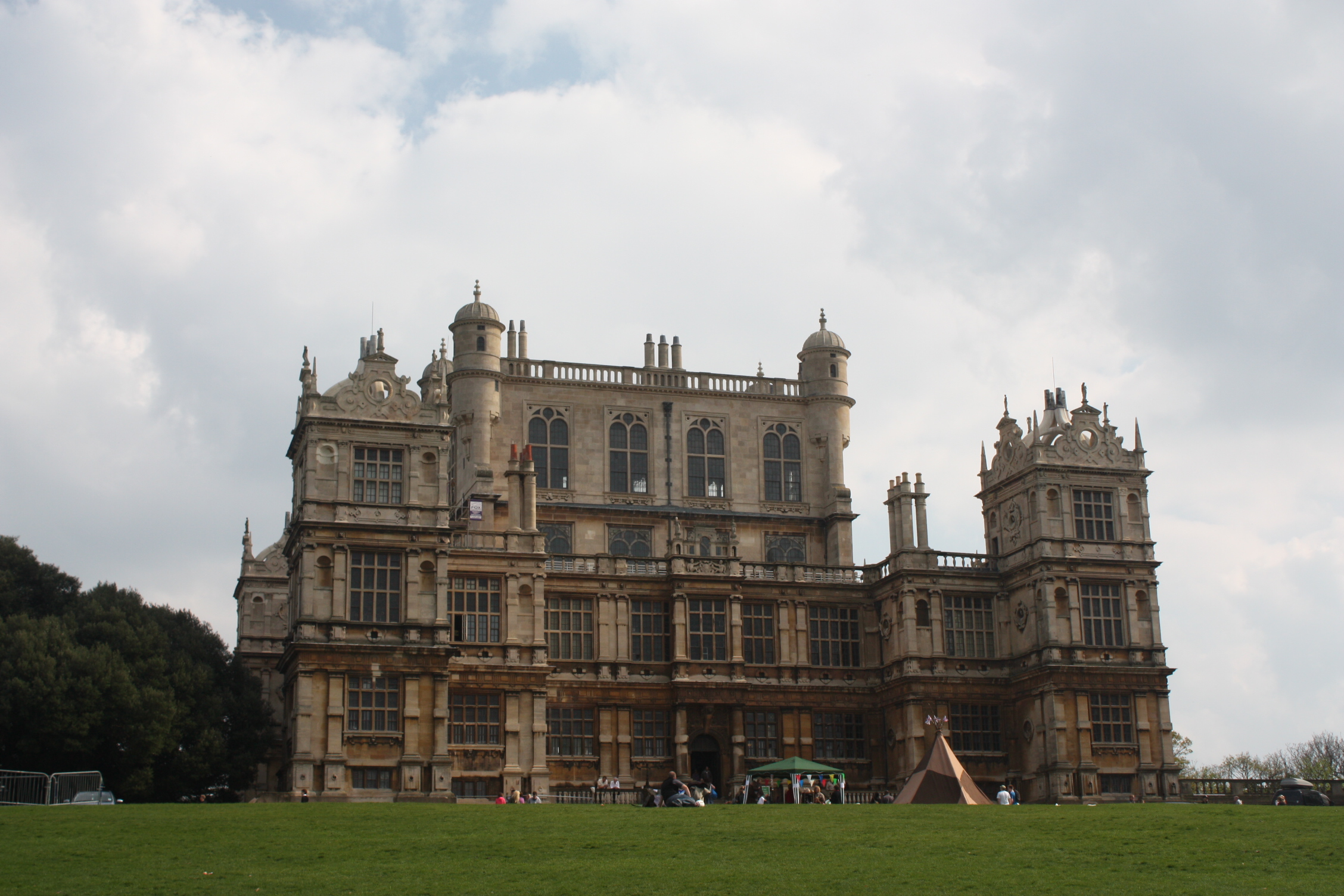 Wollaton Hall Industrial Museum