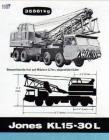 1980s JONES KL15-30L on Foden FC Series cranecarrier