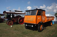 Sentinel no. 9293 wagon - UJ 9497 at Hollowell 2011 - Picture 013