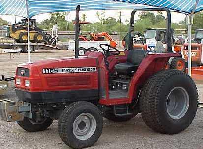 Massey Ferguson 1165