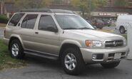 03-04 Nissan Pathfinder