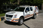 AFP - 2007 Holden Rodeo Turbo Diesel 3.0 VCDi