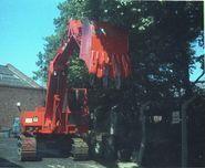 A 1970s Whitlock 50R Crawler Excavator Diesel