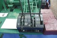 Crawley Agrimotor controls - at Newark 08 - IMG 3604