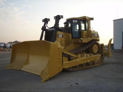 Caterpillar D9T