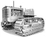 International TD-14A 1950