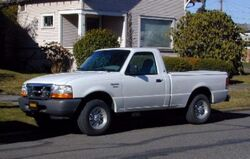 1998 Ford Ranger EV
