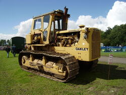 Cat D8H at Driffield-P8100563.JPG