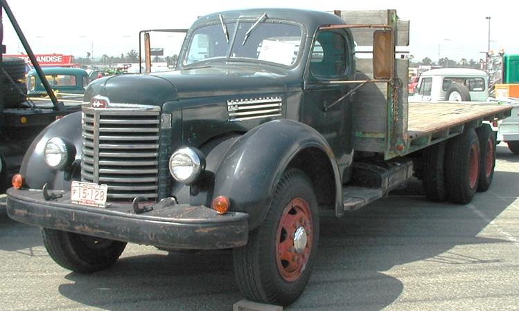 International KB-8F Truck