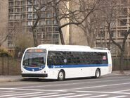 MTA New York City Bus DesignLine EcoSaver IV (2009)