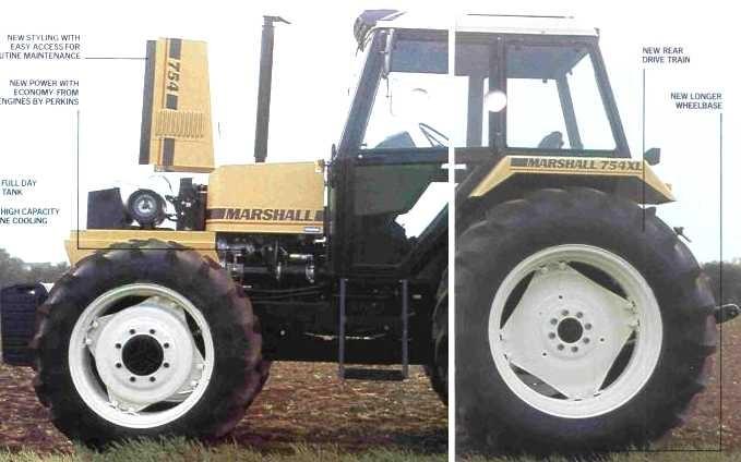Marshall 754 XL