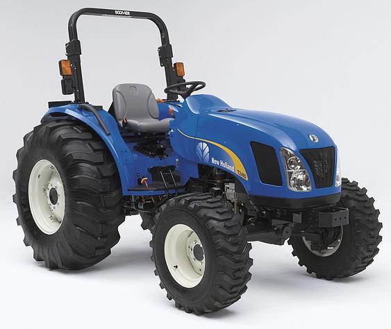 New Holland T2410 Boomer