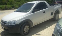 2008-2010 Chevrolet Tornado (Mexico)